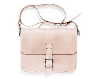 Kožená taška Tylor - přírodní