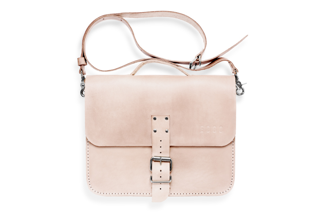 Leather bag Tylor - natural