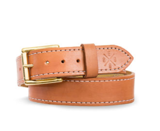 Leather belt Spencer