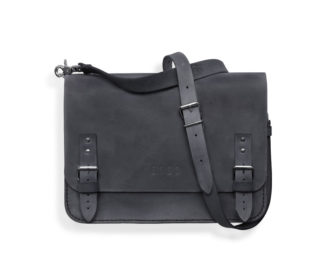 Leather bag Benedict medium