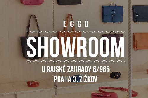 eggo showroom / obchod s koženými doplňky