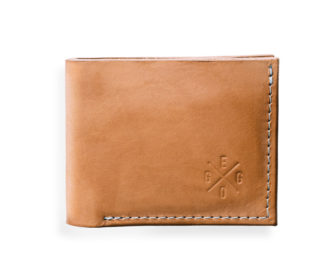 Leather wallet Rivers Coins