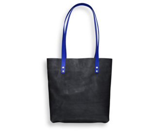Women's leather tote-bag Murray