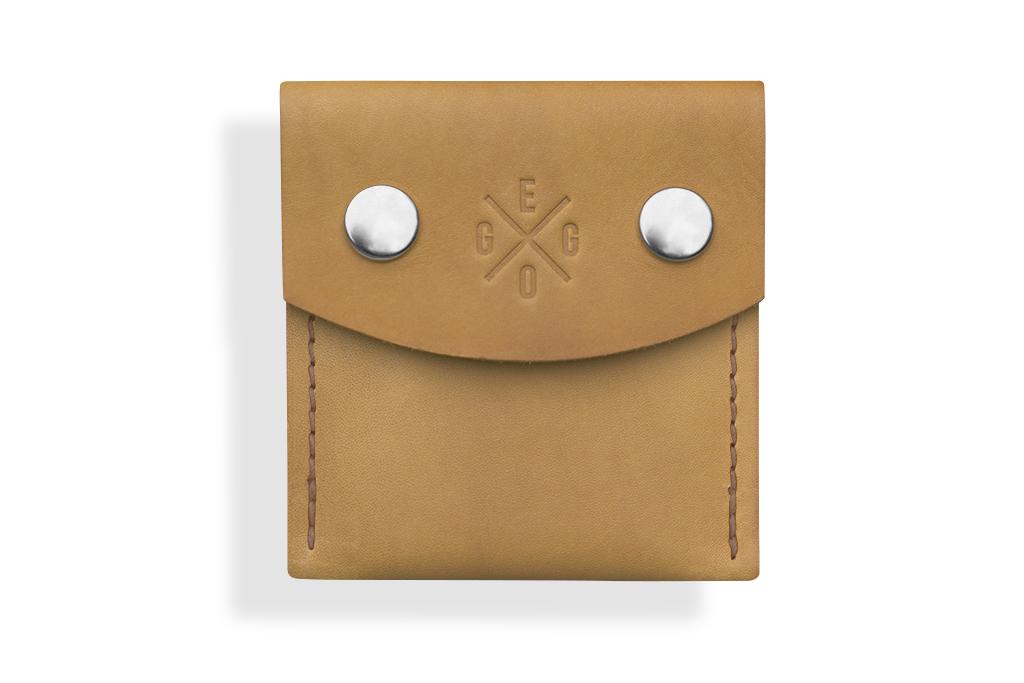 Malá kožená peněženka Turner