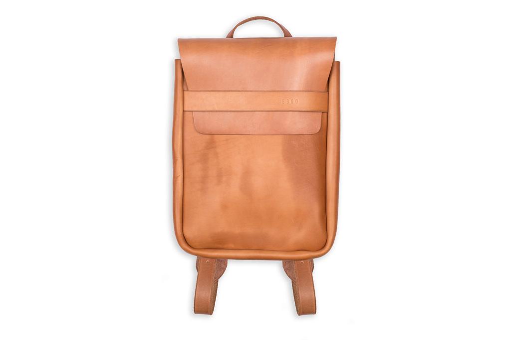 Kožený batoh Boas